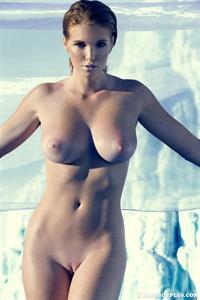 Elizabeth Ostrander - pussy and nipples