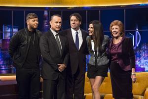 Sandra Bullock - Johnathan Ross Show 10/11/13