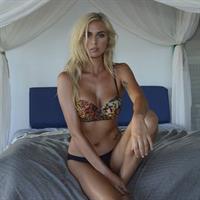 Paige Marie Evans in lingerie