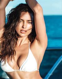 Irina Shayk Maxim US July/August