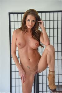 Silvia Saige - pussy and nipples