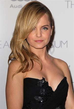 Mena Suvari The Art of Elysium in Los Angeles 12.01.13