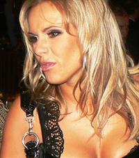 Dorota Rabczewska in lingerie