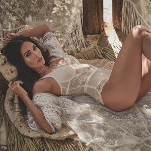 Megan Fox In Lingerie Is Just What The Doctor Ordered
