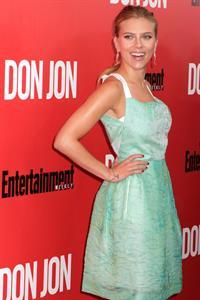 Scarlett Johansson  Don Jon  New York Premiere, September 12, 2013
