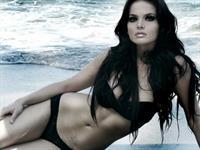 Ximena Navarrete in a bikini