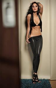 Paula Andrea Giraldo in a bikini