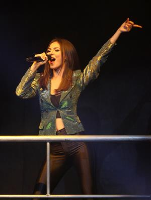 Victoria Justice Summer Break Tour at the Gibson Amphitheatre in Universal City - June 21, 2013
