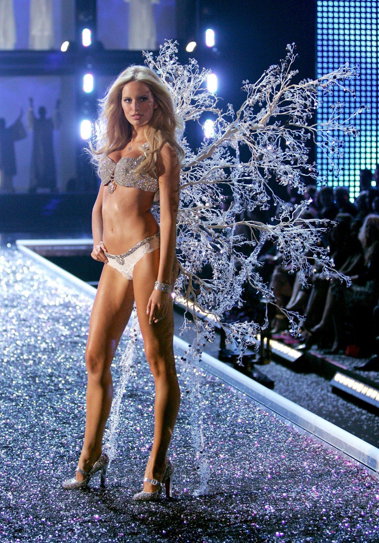 Karolina Kurkova in a bikini