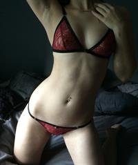 throwawaysmeegs in lingerie