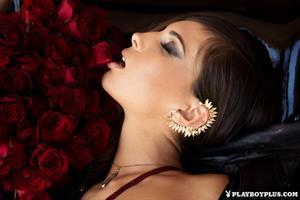 Playboy Cybergirl Brittny Ward Nude Photos & Videos at Playboy Plus!