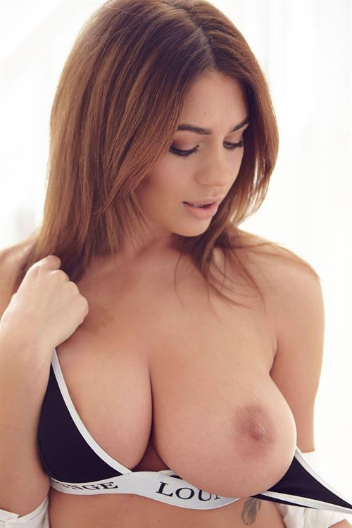Tessa Fowler - breasts