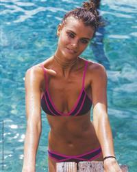Lais Oliveira in a bikini