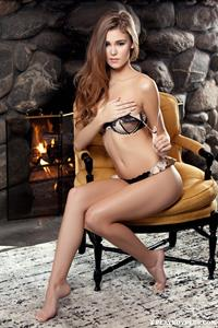 Amberleigh West in lingerie