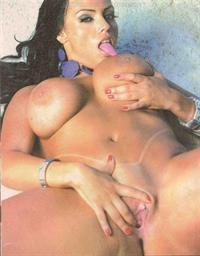 Regina Rizzi - pussy and nipples