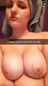 Hailey MonkeySelf taking a selfie and - breasts