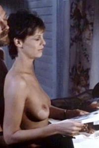 Jamie Lee Curtis - breasts