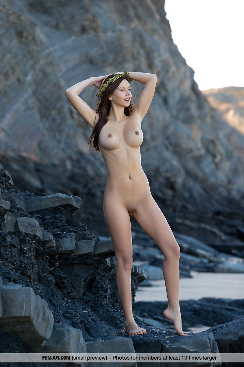 Are Jessica femjoy nude