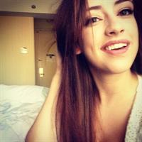 Anna Clendening taking a selfie