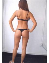 Alina Văcariu in lingerie - ass