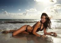 Carolina Betancourth in lingerie