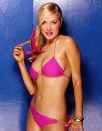 Cara Wakelin in a bikini