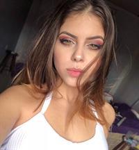 Ingrid Germanno taking a selfie