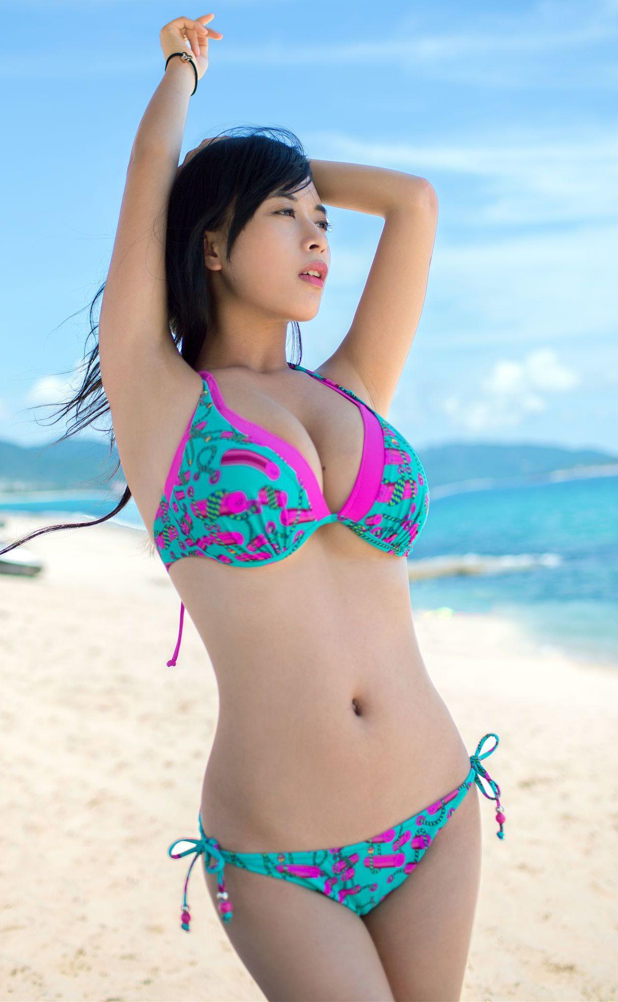 Huang Ke 黄可Christine Naked Teen by 北娃作品 | Private Set