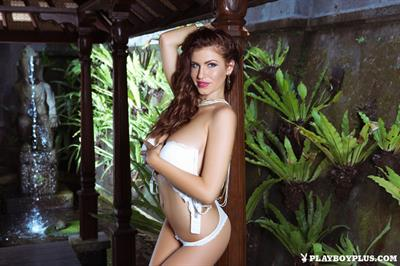 Playboy Cybergirl -Samantha Taylor Nude Photos & Videos at Playboy Plus!