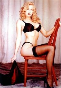 Traci Lords in lingerie
