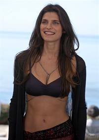 Lake Bell in a bikini