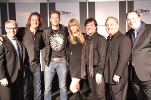 Taylor Swift - Country Radio Seminar in Nashville 3/1/13