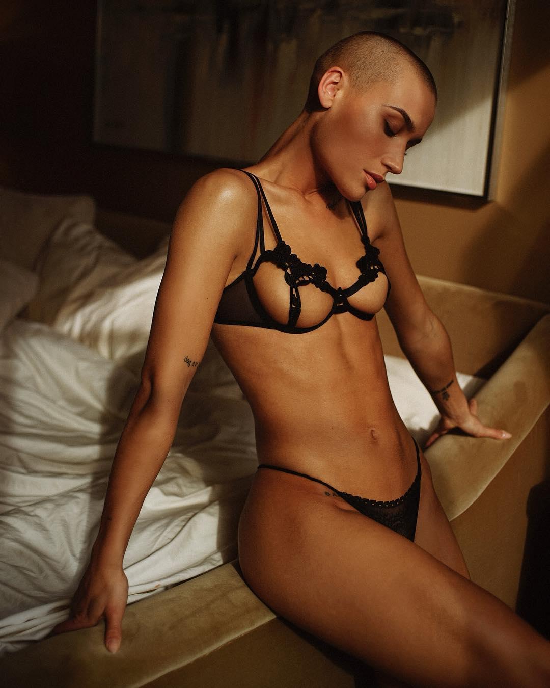 Nude vendela lindblom Playboy casts