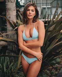 Shelby Bay in a bikini
