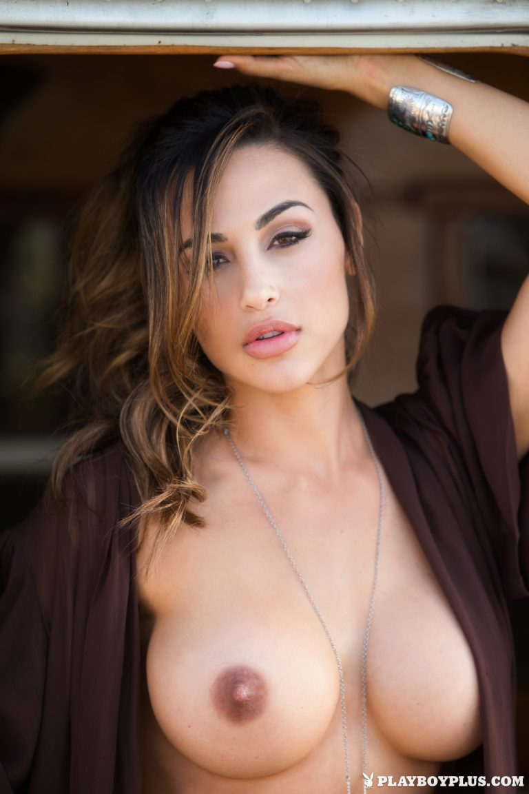 With you naked Big boobs playboy with you agree