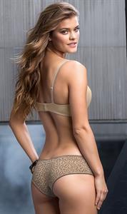 Nina Agdal in lingerie - ass