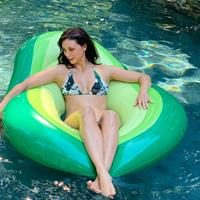 Morena Baccarin in a bikini
