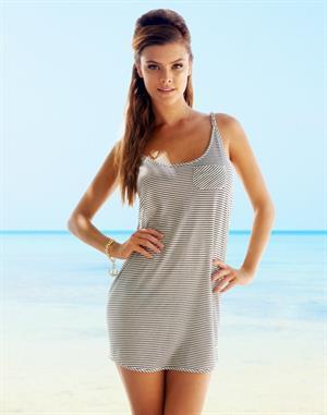 Nina Agdal Beach Bunny Swimwear (2013)