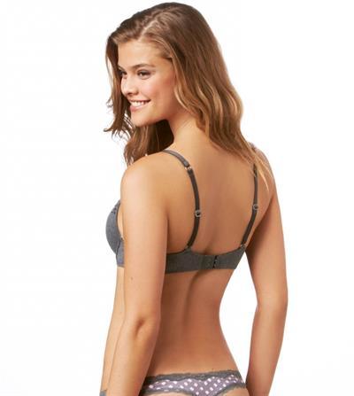 Nina Agdal in lingerie