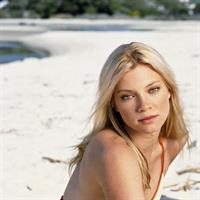 Amy Smart in a bikini