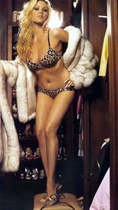 Shanna Moakler in lingerie