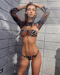 Rachel Cook rocking a bikini