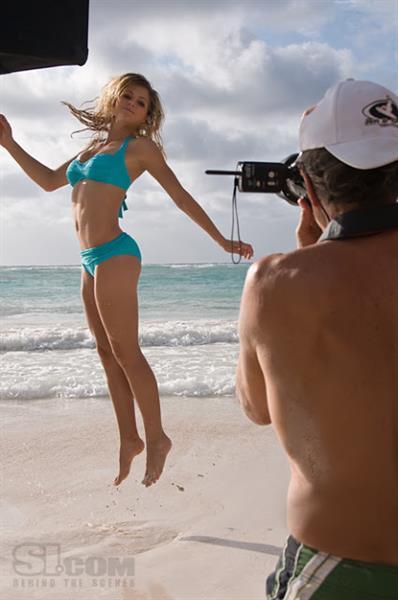 Maria Kirilenko in a bikini
