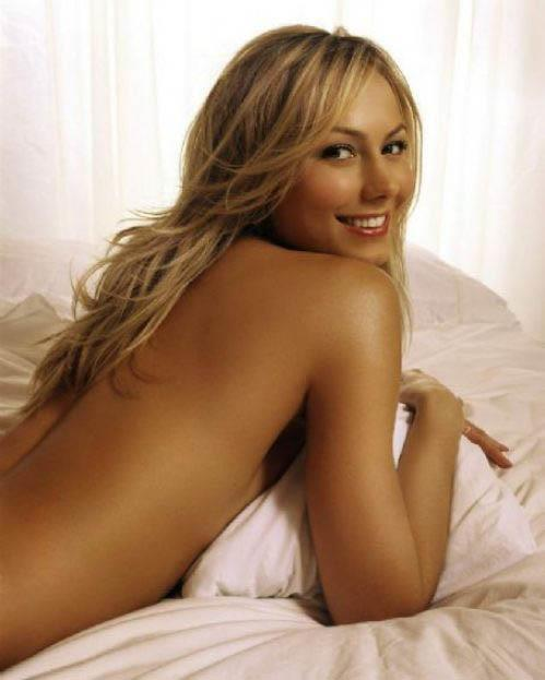 Nide pics of stacey keibler pity, that