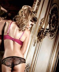 Elle Liberachi in lingerie - ass