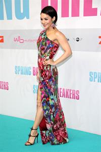 Vanessa Hudgens Spring Breakers premiere in Berlin 2/19/13