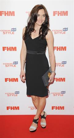Victoria Pendleton FHM 100 Seiest Women In The World 2013 Party -- London, May 1, 2013