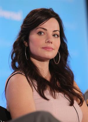 Erica Durance ~ NBC Universal Summer Press Day  Pasadena, April 18, 2012