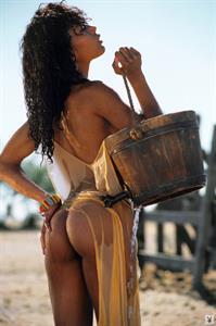 Lacey Duvalle in a bikini - ass