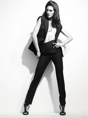 Vogue Spain February 2013 'Black Tie' Ph. Alexi Lubomirski